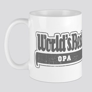 WB Grandpa [Dutch] Mug